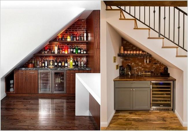 10 ý tưởng biến gầm cầu thang thành không gian độc đáo bậc nhất trong ngôi nhà - Ảnh 5.