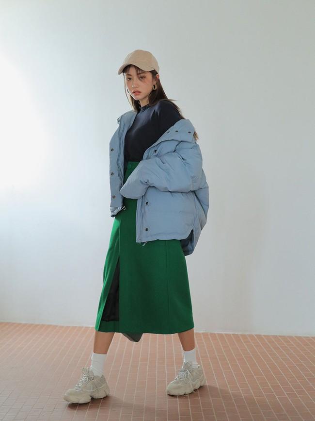 Rét đến mấy cũng phải mặc đẹp: 12 công thức đại hàn giúp bạn bước qua những ngày rét đậm, rét hại một cách trendy nhất - Ảnh 6.