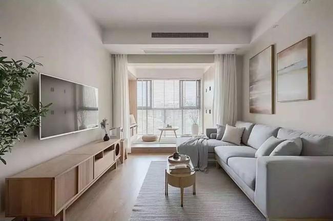 Sau đám cưới, cặp vợ chồng trẻ khiến mọi người ngưỡng mộ vì dắt tay nhau về sống trong căn hộ tự thiết kế - Ảnh 1.