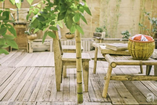 Chàng trai 8X đam mê nhiếp ảnh biến mảnh đất hoang thành khu vườn đậm màu Vintage rộng 20m² ở Hà Nội - Ảnh 15.