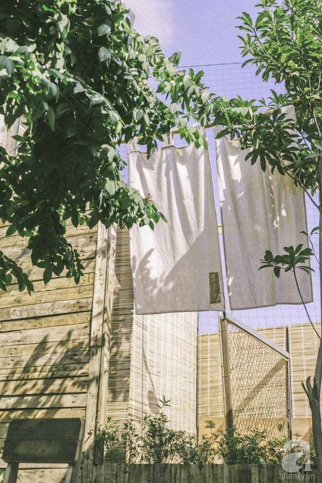Chàng trai 8X đam mê nhiếp ảnh biến mảnh đất hoang thành khu vườn đậm màu Vintage rộng 20m² ở Hà Nội - Ảnh 13.