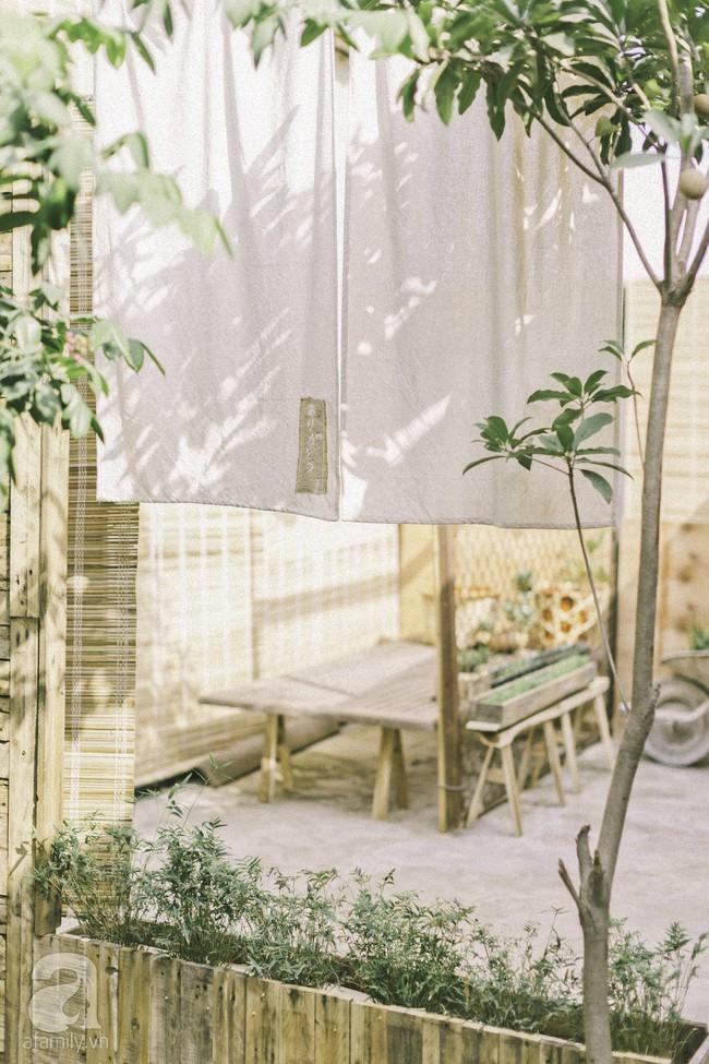 Chàng trai 8X đam mê nhiếp ảnh biến mảnh đất hoang thành khu vườn đậm màu Vintage rộng 20m² ở Hà Nội - Ảnh 12.