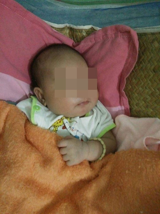 Nghẹn ngào với câu chuyện người vợ bị cả nhà chồng bỏ rơi vì sinh con ra bị dị tật ở ngón - Ảnh 3.