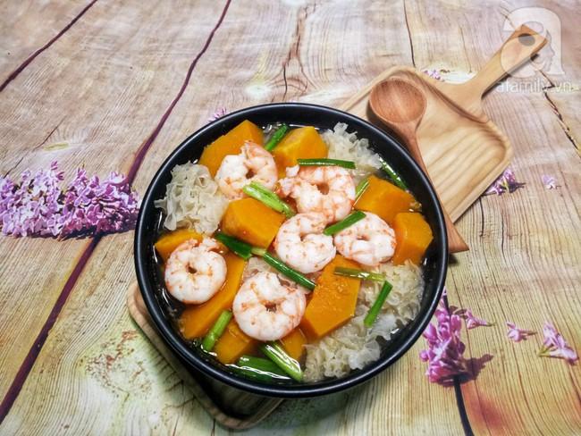 Bữa tối giảm cân đủ chất mà ngon với món canh siêu dễ nấu - Ảnh 5.