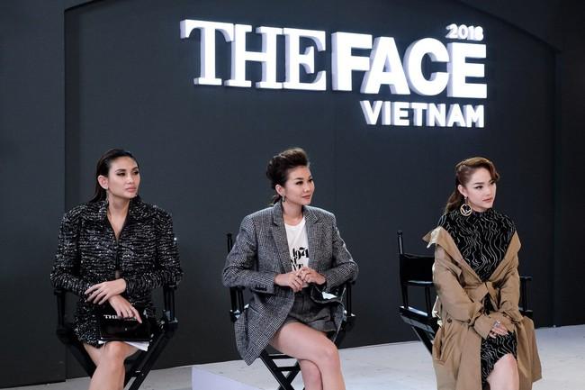 Thanh Hằng - Võ Hoàng Yến tiếp tục bị giám khảo khách mời mắng ở The Face  - Ảnh 3.