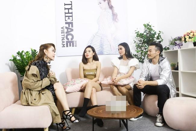 Thanh Hằng - Võ Hoàng Yến tiếp tục bị giám khảo khách mời mắng ở The Face  - Ảnh 5.
