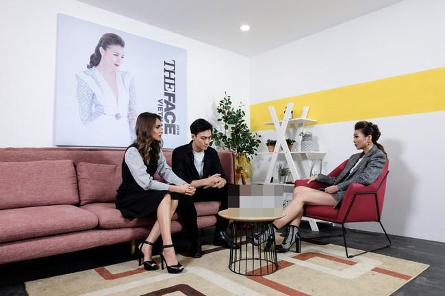 Thanh Hằng - Võ Hoàng Yến tiếp tục bị giám khảo khách mời mắng ở The Face  - Ảnh 6.