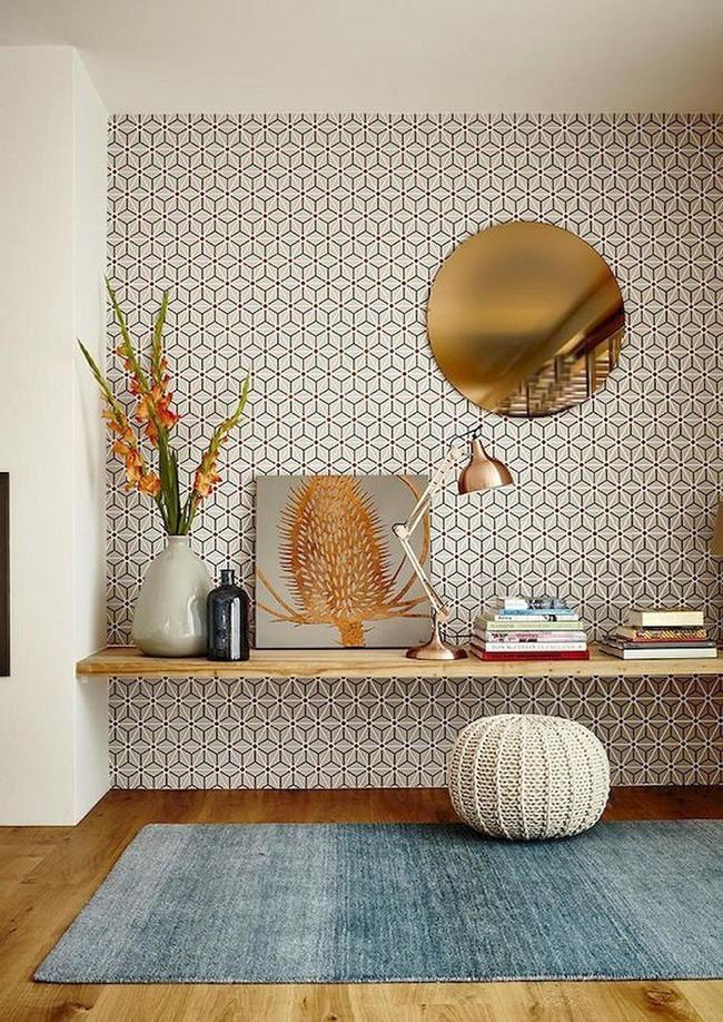 Ai cũng muốn thuê căn hộ này vì chủ nhân của nó có những mẹo vặt trang trí và thiết kế cực thông minh - Ảnh 1.