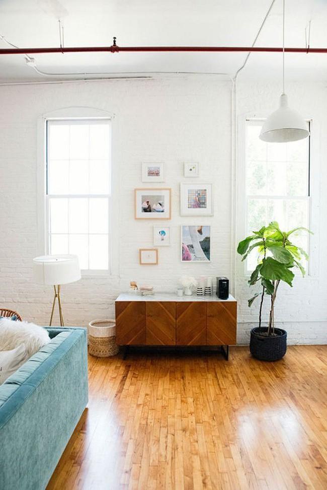 Ai cũng muốn thuê căn hộ này vì chủ nhân của nó có những mẹo vặt trang trí và thiết kế cực thông minh - Ảnh 4.
