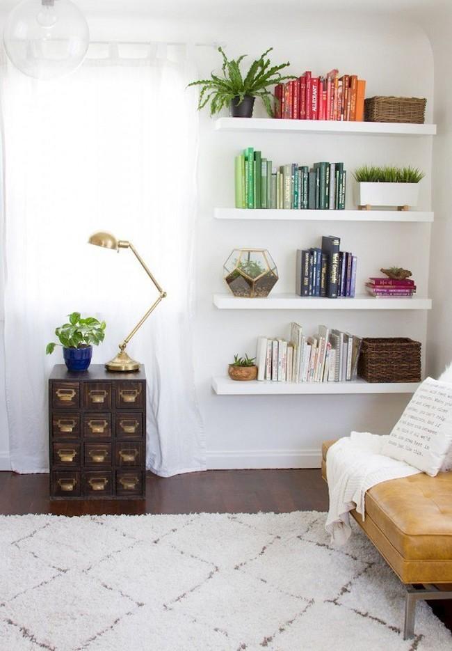 Ai cũng muốn thuê căn hộ này vì chủ nhân của nó có những mẹo vặt trang trí và thiết kế cực thông minh - Ảnh 8.