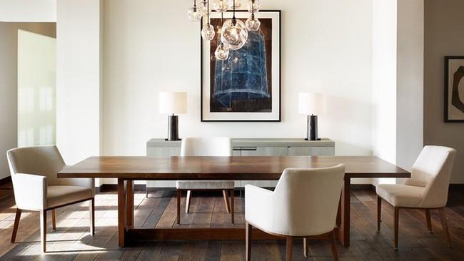 Chẳng cần cầu kỳ những bộ bàn ăn tối giản vẫn đốn ngã hàng vạn trái tim - Ảnh 4.