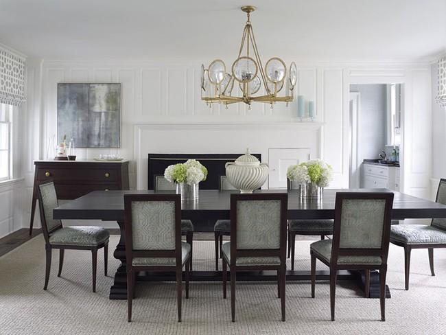 Chẳng cần cầu kỳ những bộ bàn ăn tối giản vẫn đốn ngã hàng vạn trái tim - Ảnh 19.
