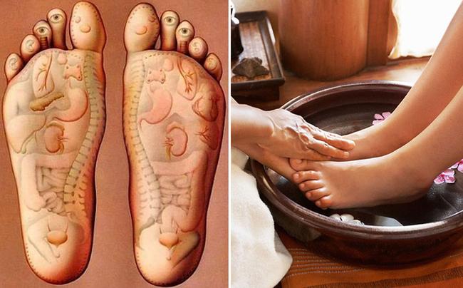 Người phụ nữ đột tử sau 5 phút ngâm chân với nước nóng, thói quen vào mùa đông này phải điều chỉnh sao cho đúng? - Ảnh 1.