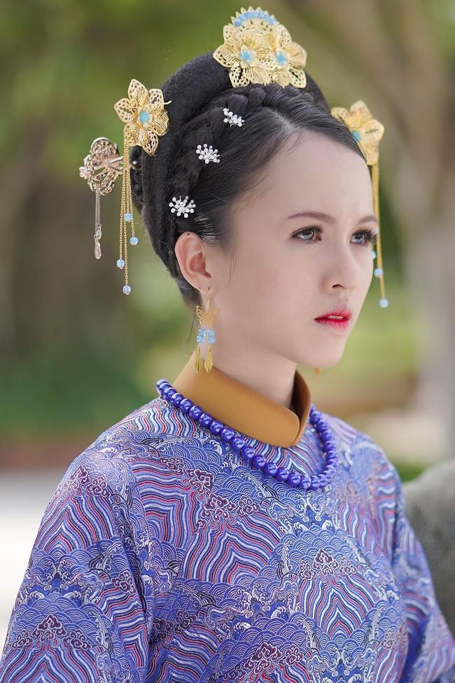 Cao Thái Hà bất ngờ gia nhập hậu cung của Diên Hi công lược phiên bản Việt  - Ảnh 4.
