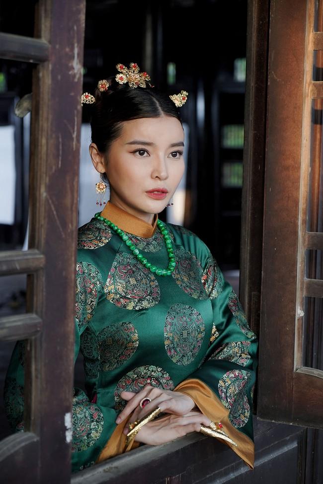 Cao Thái Hà bất ngờ gia nhập hậu cung của Diên Hi công lược phiên bản Việt  - Ảnh 3.