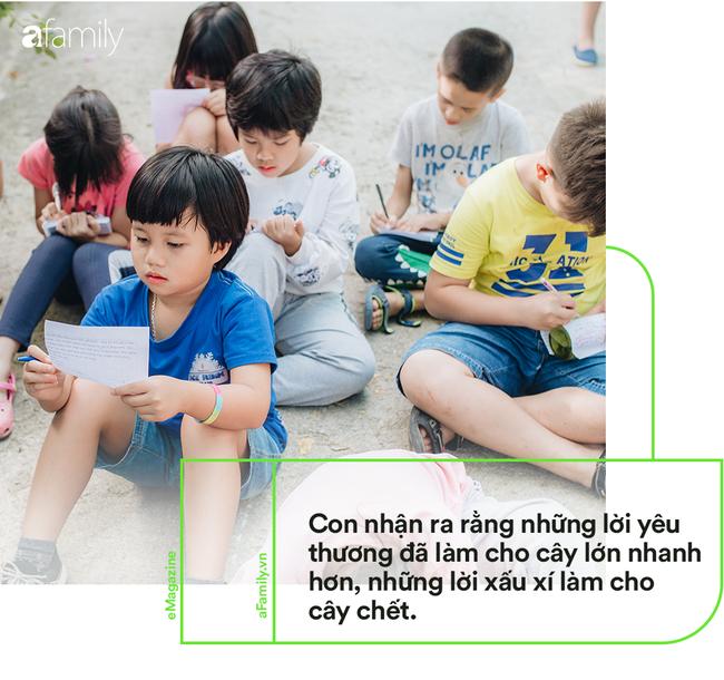 Ngôi trường đồi cách Hà Nội 40km, nơi con trẻ được thoải mái vẫy vùng và bỏ xuống gánh nặng điểm số - Ảnh 8.