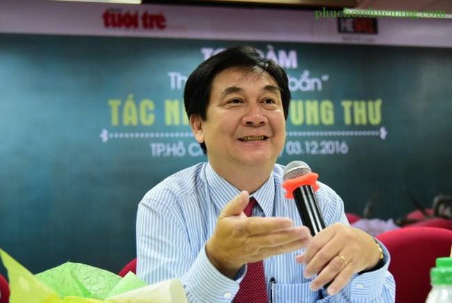 Giám đốc BV Ung bướu cảnh báo: Căn bệnh ung thư nguy hiểm đứng số 1 ở Việt Nam - Ảnh 1.