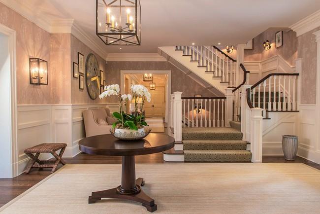 Hô biến lối vào nhà đẹp trong tức thì để đón Tết với mức chi phí thấp đến bất ngờ - Ảnh 1.