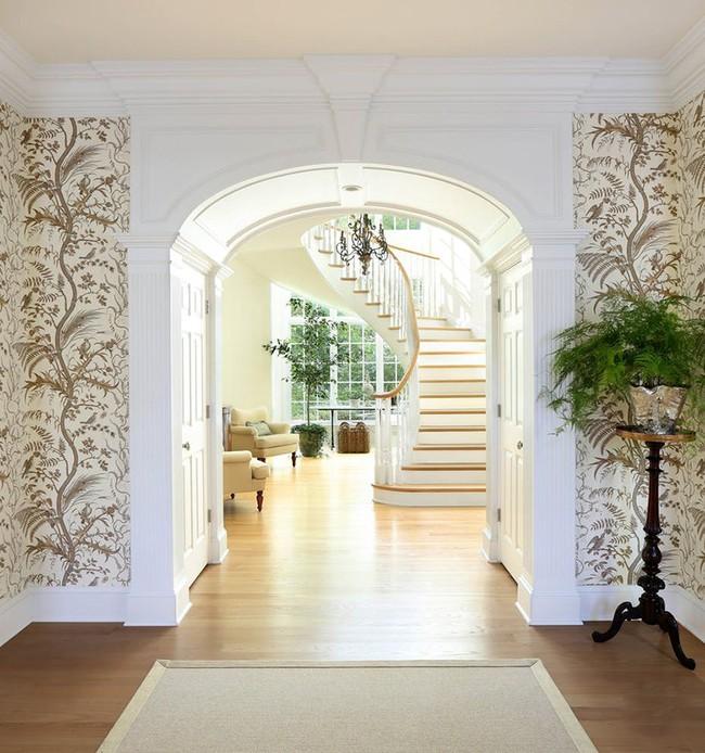 Hô biến lối vào nhà đẹp trong tức thì để đón Tết với mức chi phí thấp đến bất ngờ - Ảnh 4.