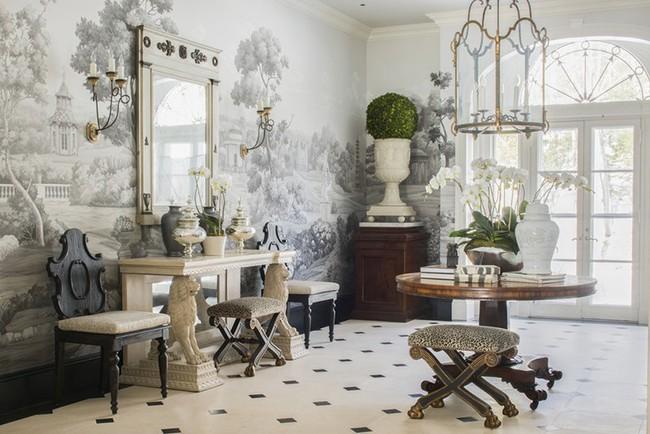 Hô biến lối vào nhà đẹp trong tức thì để đón Tết với mức chi phí thấp đến bất ngờ - Ảnh 8.