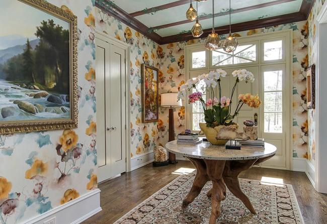 Hô biến lối vào nhà đẹp trong tức thì để đón Tết với mức chi phí thấp đến bất ngờ - Ảnh 9.