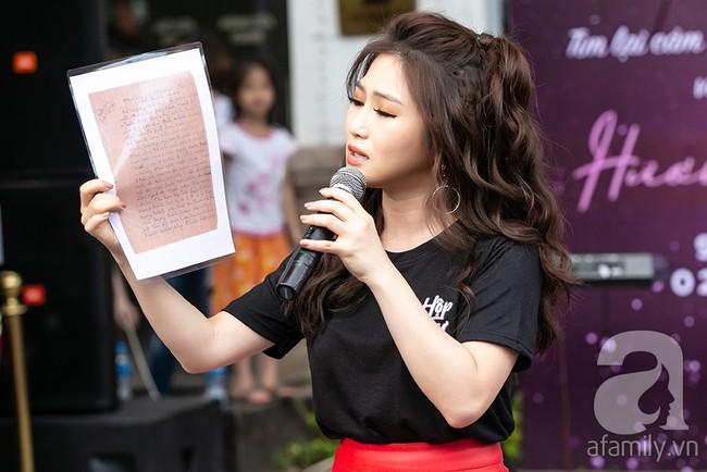 Hương Tràm lần đầu công khai bức thư tình đầu tiên - Ảnh 4.