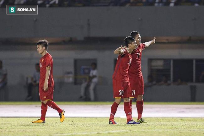 HLV Park Hang-seo tiết lộ bí kíp để qua mặt HLV Eriksson, giúp Việt Nam hạ Philippines - Ảnh 1.