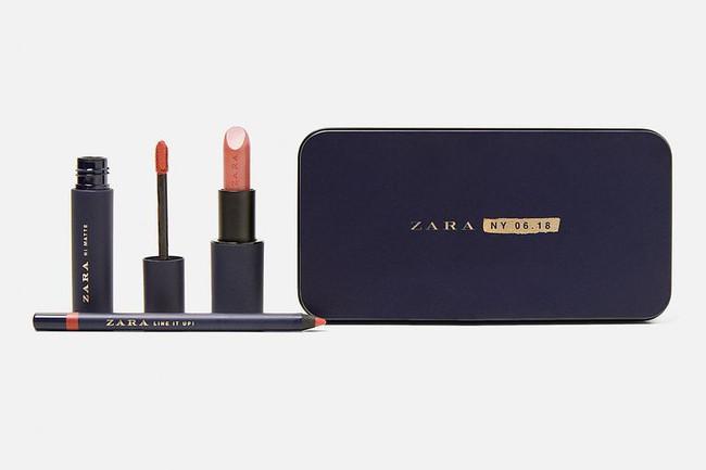 Zara chuẩn bị ra son môi với giá cực yêu thương: son thỏi 300k, son kem lì 230k - Ảnh 3.