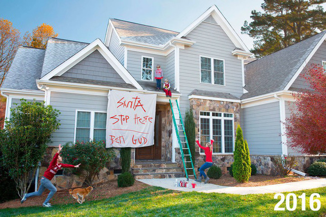 Đây mới là những hình ảnh chân thực nhất về Giáng sinh trong những gia đình có con nhỏ - Ảnh 3.