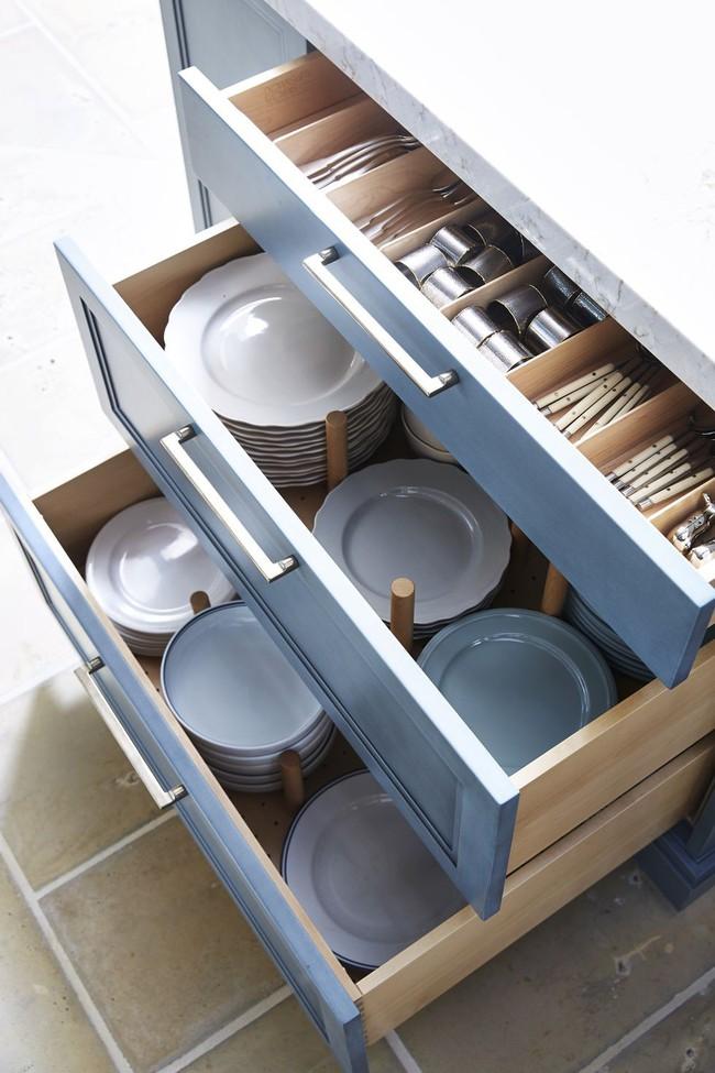 Nhà bếp trong mơ của bạn là đây: Mọi tính năng, cách sắp xếp đều hoàn hảo - Ảnh 5.