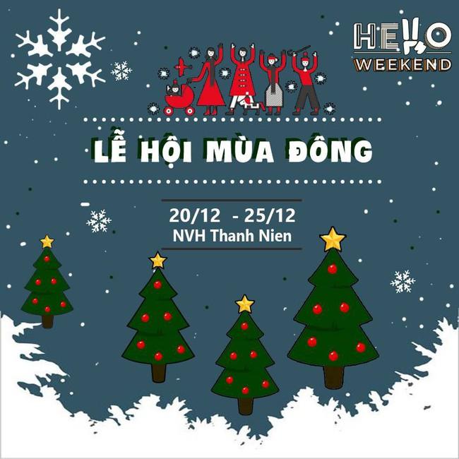 Loạt sự kiện cuối tuần đã tham gia là vui ở Hà Nội, Sài Gòn - Ảnh 8.