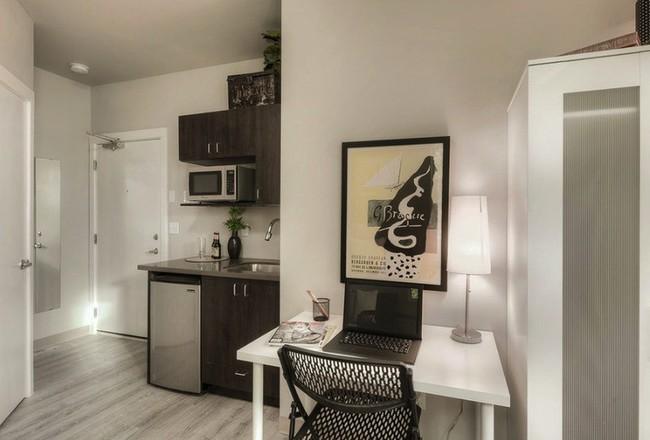 Danh sách 13 căn hộ siêu nhỏ gây thương nhớ nhờ thiết kế ăn gian diện tích tài tình - Ảnh 2.