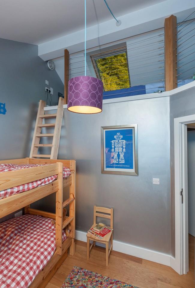 6 thiết kế giường đặc biệt dành riêng cho những phòng ngủ có diện tích nhỏ - Ảnh 4.