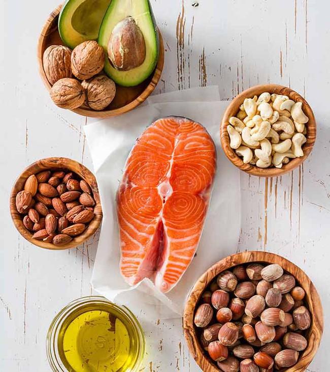 Những loại thực phẩm giàu chất béo nhưng lại thực sự có lợi cho sức khỏe - Ảnh 1.