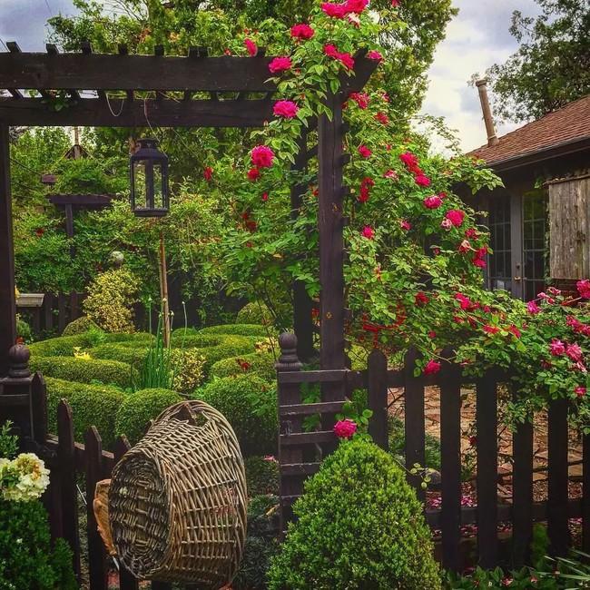 Vì tuổi thơ bất hạnh, người phụ nữ dành 20 năm để biến mơ ước tạo một khu vườn cổ tích trở thành hiện thực - Ảnh 8.