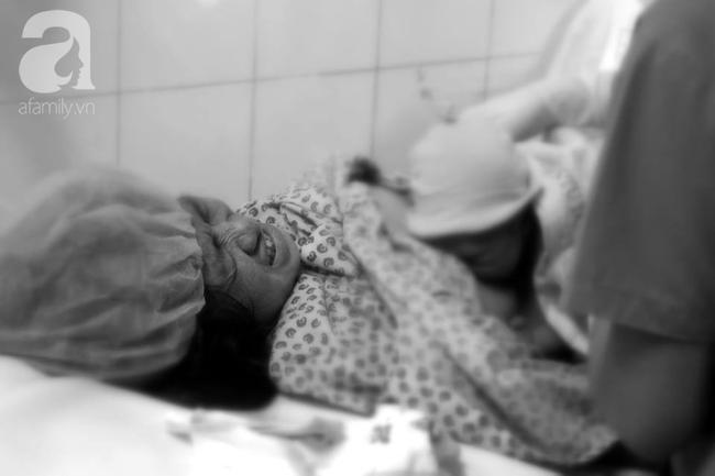 Những ca toát mồ hôi lúc lâm bồn trong năm 2018: Người lâm nguy vì máu hiếm, người suýt mất khả năng làm mẹ - Ảnh 3.