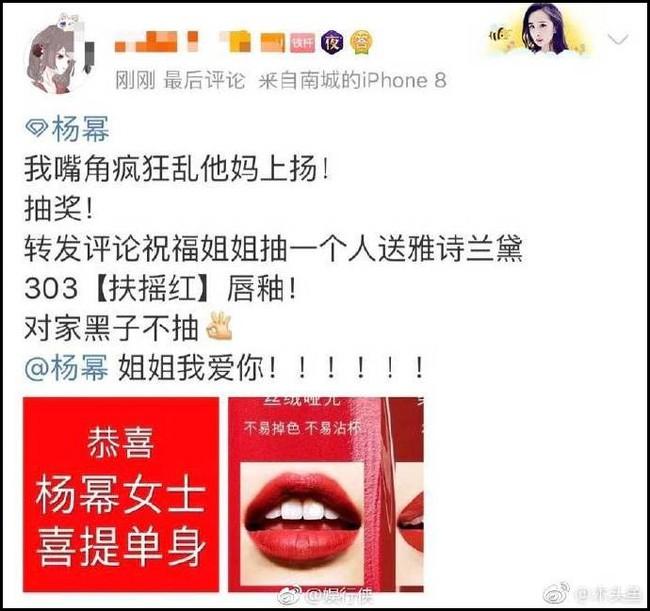 Dương Mịch - Lưu Khải Uy ly hôn: Dù đã được dự báo trước, nhưng phản ứng của fan mới thật bất ngờ làm sao - Ảnh 3.