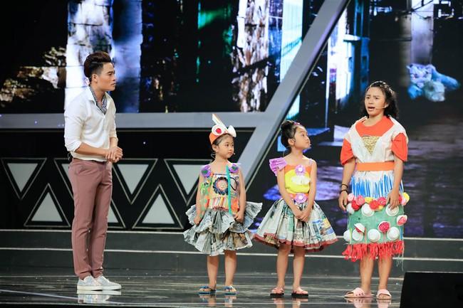Cô bé 9 tuổi xinh như Hoa hậu có khiếu diễn kịch khiến Việt Hương cũng phải khâm phục - Ảnh 3.