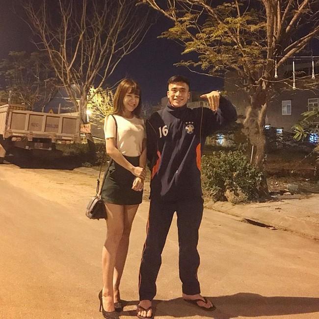 Trước Lâm Tây, Yến Xuân từng có mối tình gần 1 năm với chàng thủ môn kém mình đến 6 tuổi - Ảnh 6.