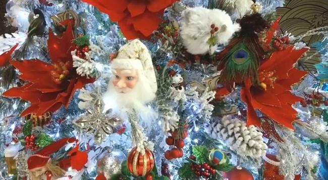 Biệt thự 60 tỷ của Đàm Vĩnh Hưng lung linh trong ngày Giáng sinh - Ảnh 11.