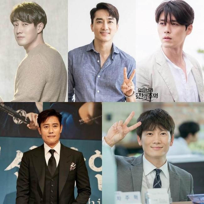 Màn ảnh Hàn 2018 chấn động bởi sự trở lại rầm rộ của loạt nam thần không tuổi này - Ảnh 1.