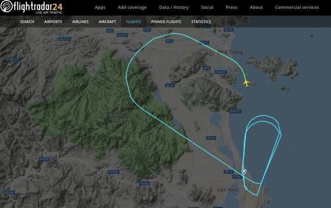 Thêm một chuyến bay VietJet gặp sự cố, đáp nhầm đường băng chưa khai thác tại sân bay Cam Ranh - Ảnh 1.