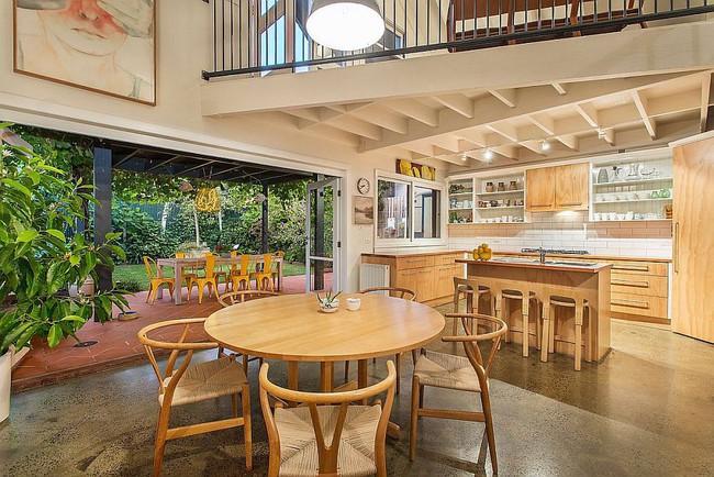 Nhà bếp dưới gác lửng - giải pháp hoàn hảo cho một ngôi nhà cần tiết kiệm không gian tối đa - Ảnh 7.