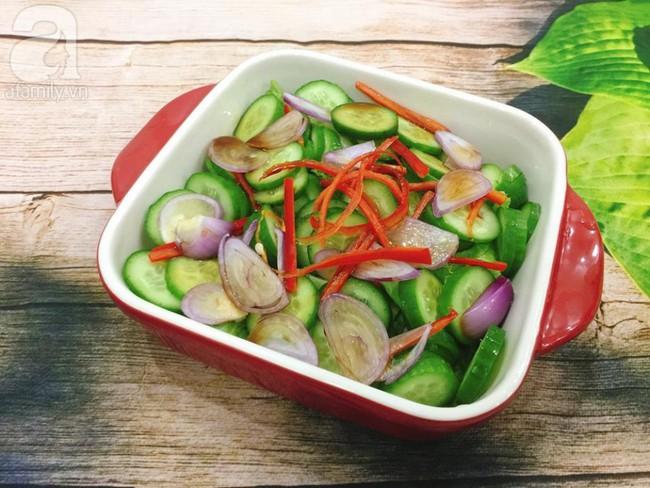 Bụng phẳng eo thon, làm đẹp đón Tết với 3 món salad ngon thần thánh - Ảnh 2.