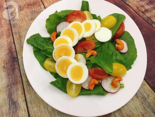 Bụng phẳng eo thon, làm đẹp đón Tết với 3 món salad ngon thần thánh - Ảnh 5.