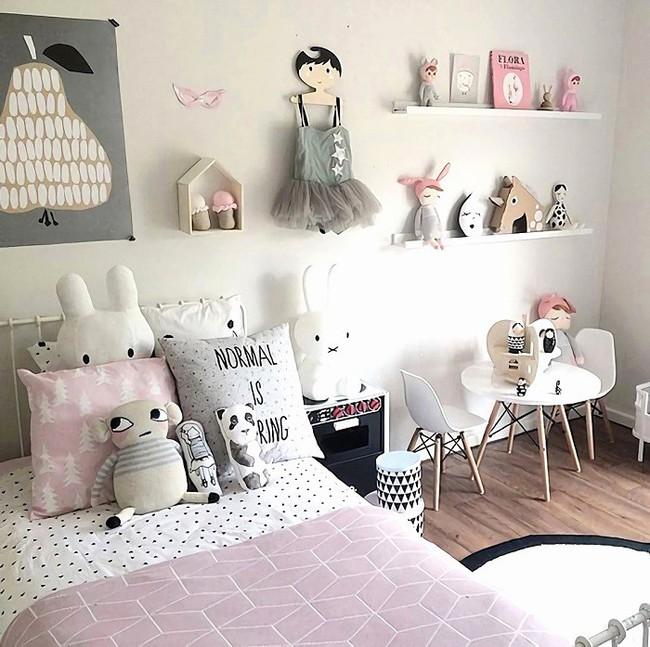 Khám phá 11 thiết kế phòng ngủ vừa đẹp lại nhẹ nhàng, trẻ trung dành cho các cô nàng mộng mơ - Ảnh 10.