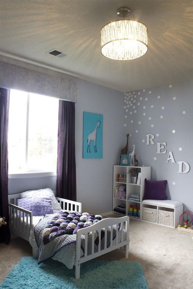 Khám phá 11 thiết kế phòng ngủ vừa đẹp lại nhẹ nhàng, trẻ trung dành cho các cô nàng mộng mơ - Ảnh 3.