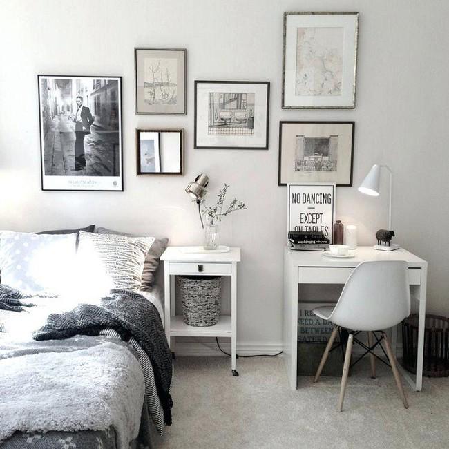Khám phá 11 thiết kế phòng ngủ vừa đẹp lại nhẹ nhàng, trẻ trung dành cho các cô nàng mộng mơ - Ảnh 8.