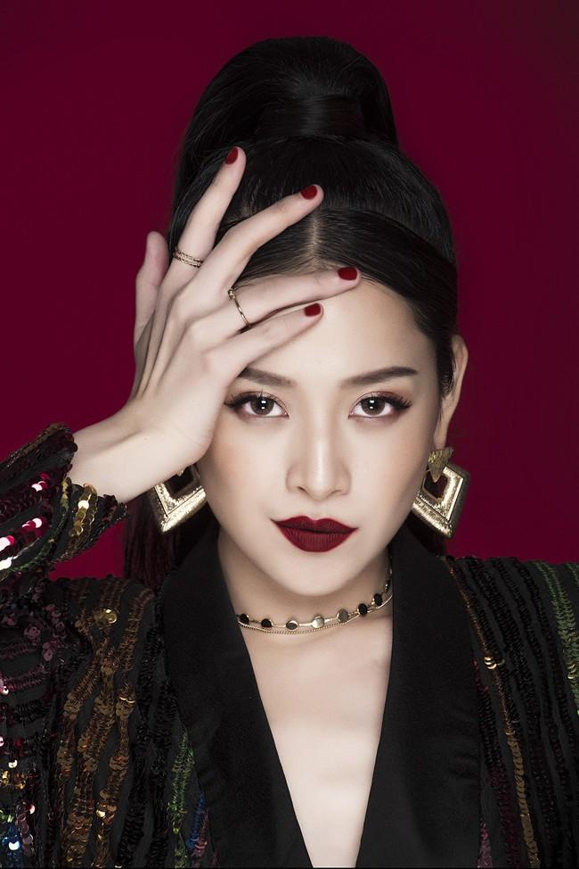 Chi Pu sẽ hát trong Chung kết The Face cùng học trò Võ Hoàng Yến - Thanh Hằng - Minh Hằng  - Ảnh 1.