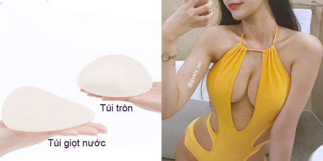 Với nhược điểm ngực lép, phụ nữ Châu Á nên chọn túi ngực dáng tròn hay dáng giọt nước?  - Ảnh 3.